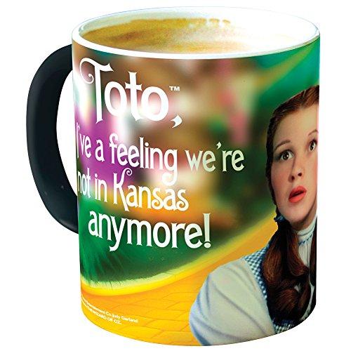 Taza de desayuno, diseño de Dorothy y Toto de Mago de Oz