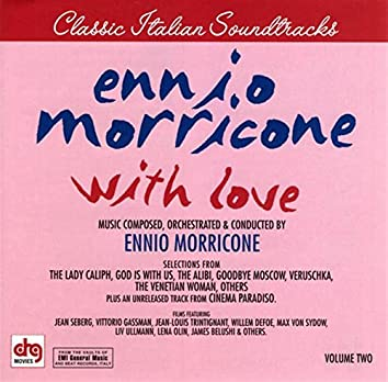 Morricone With Love