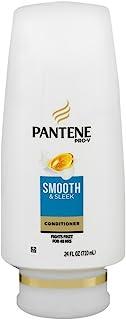 Pantene Pro-V Smooth & Sleek Conditioner, 24 Fl Oz, Pack of 1