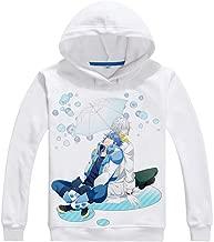 GO2COSY Anime Dramatical Murder DMMD Cosplay Jacket Sweatshirt Fleeces Costume Hoodie
