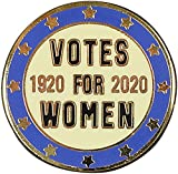 Votes for Women Hard Enamel Pin (Cloisonne Pin)