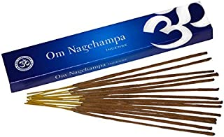 Om Nagchampa Nag Champa Premium Incense Fragrance 15g 40g 100g (15g)