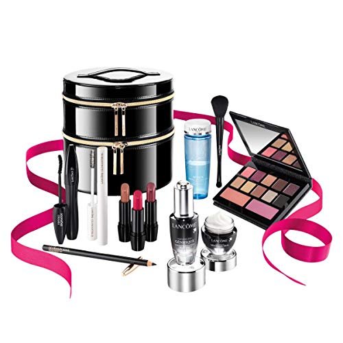 Lancome 2019 Holiday Beauty Box in GLAM Collection, 11 Full Size Best Sellers Favorites Set