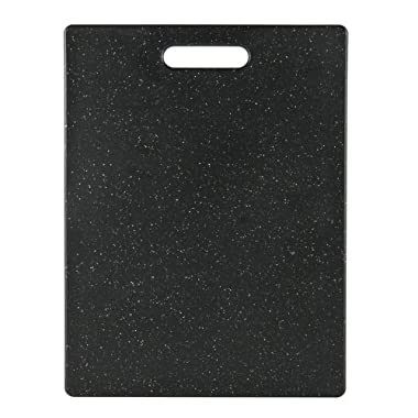 Dexas Superboard Cutting Board, 11 by 14.5 inches, Midnight Granite Color
