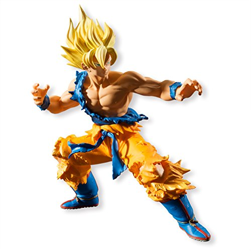 Dragon Ball Z Figurine Styling Super Saiyan Son Goku - 12 cm