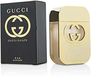 Gucci Guilty Eau by Gucci for Women - Eau de Toilette, 75ml