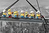 Minions - Poster - Despicable Me On A Skyscraper +