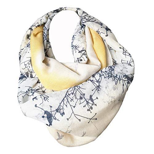Glamexx24 Topstyle sjaal slangsjaal dames lange sjaal loop sjaal loopsjaal doek halsdoek