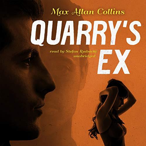 Quarry's Ex audiobook cover art