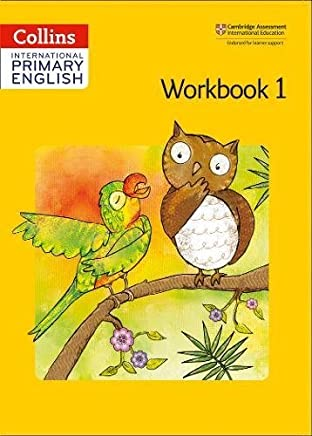 Collins International Primary English Cambridge Primary English Workbook 1 by Collins UK(2016-06-01)