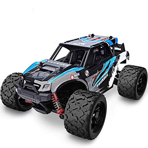 Markc 1:18 2.4 g de tracción a escala a escala de cuatro ruedas a prueba de explosiones a prueba de cáscara de alquiler de cáscara de altura de alta velocidad para niños regalo de cumpleaños para niño