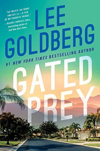 Gated Prey (Eve Ronin Book 3)