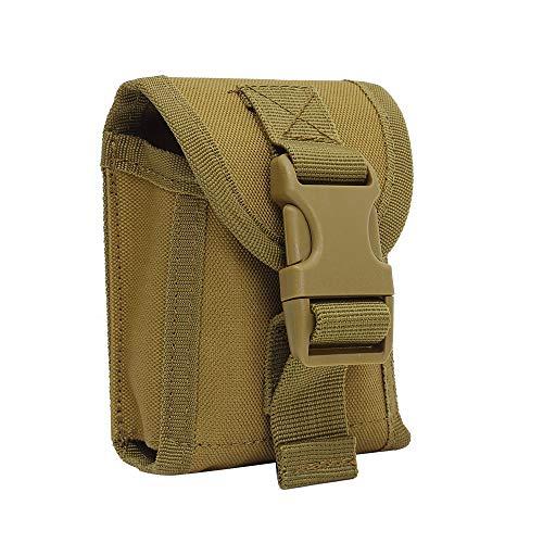 1000D Tattico Molle Pouch, Uomini Marsupio Sacchetto Del Telefono Utility EDC Gear Outdoor Escursionismo Caccia Accessori