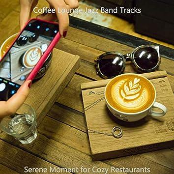 Serene Moment for Cozy Restaurants