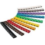 CABLEPELADO Marcador Cables 2.5 mm (100 ud/Bolsa)