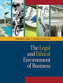 The Legal Environment of Business (Higher Education Coursebook)