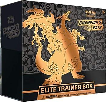 Pokemon TCG  Champion s Path Elite Trainer Box Multicolor