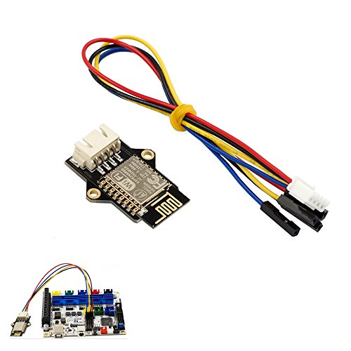 MASUNN Esp8266 Open Source Afstandsbediening E3P3D Wifi Module Voor 3D Printer Board Connect Ap Mode/Client Station Mode