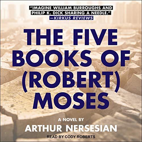 The Five Books of (Robert) Moses Titelbild