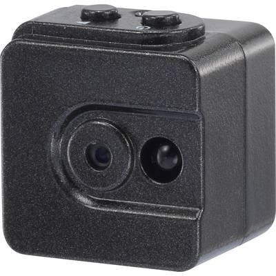 sygonix Mini-Überwachungskamera 32GB mit Geräuscherkennung 1280 x 720 Pixel 6mm