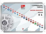 DFL 2. Bundesliga - Magnettabelle (2018-2019) -