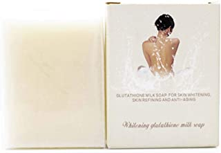Glutathione Whitening Shea Butter and Goat Milk Soap