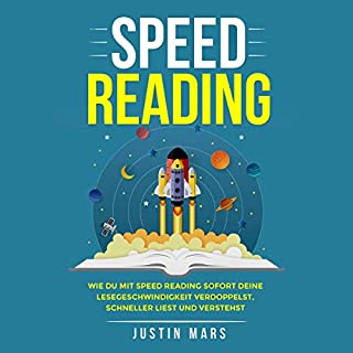 Speed Reading (German Edition) Titelbild