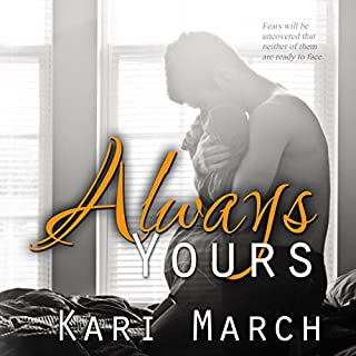 Always Yours audiobook cover art