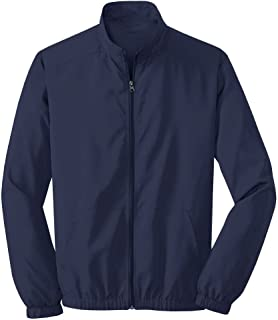 Men's Lightweight Jackets in Sizes Adult XS-4XL