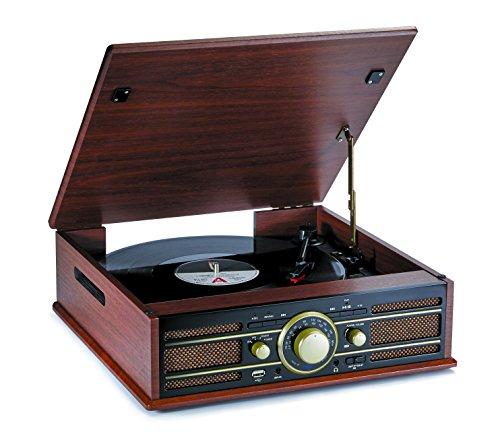 BigBen Interactive TD103bois plat Audio