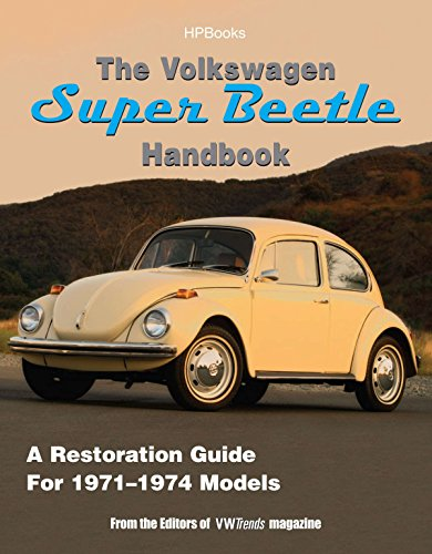 The Volkswagen Super Beetle Handbookhp1483: How to Restore, Maintain and Repair...