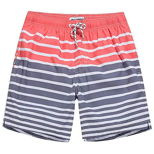 Live Love Hockey Teen Swimsuit Trunk Quick Dry with Side Pockets