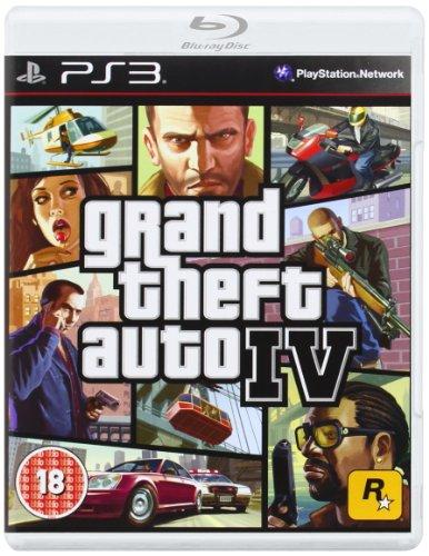 Rockstar Games Grand Theft Auto IV, PS3 - Juego (PS3, PlayStation 3, Acción / Aventura, M (Maduro))