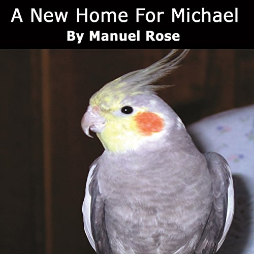A New Home for Michael audiobook cover art
