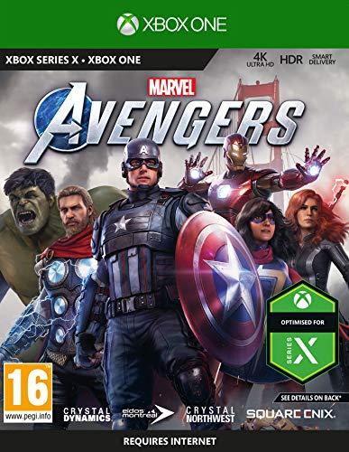Marvel's Avengers with Iron Man Digital Comic (Exclusive to Amazon.co.uk) - Xbox One [Edizione: Regno Unito]