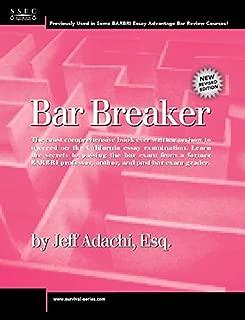 jeff adachi bar breaker