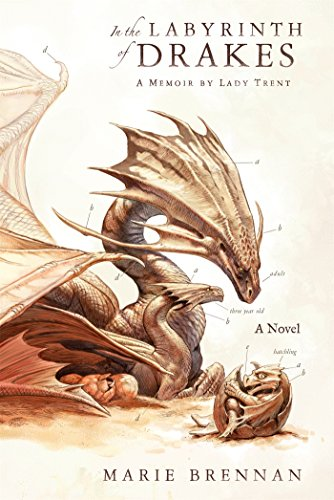 In the Labyrinth of Drakes (The Lady Trent Memoirs)