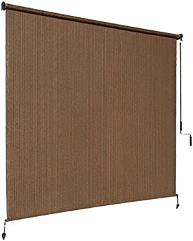 Coolaroo 4x6-Foot Exterior Roller Shade