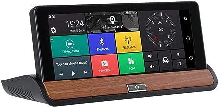 Car Rearview Mirror Dash CAM Megacare 7.0'' Full HD Android 5.1 Car DVRs WiFi ADAS 1080P Video Recorder Parking Monitoring Dash CAM DVR