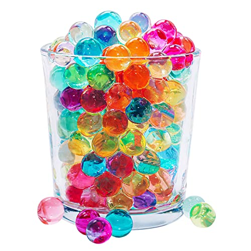 20,000 Rainbow Water Beads for Kids Non Toxic - Water Table Toy - Sensory Toys for Toddlers 3-4 - Educational Therapy Toy - Colorful Gel Beads