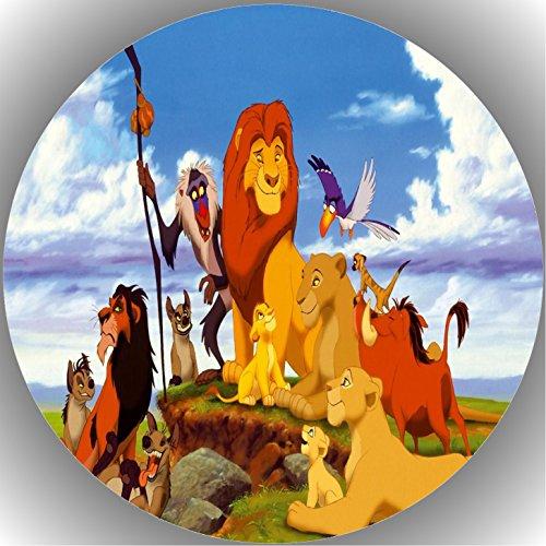 torte könig der löwen lidl