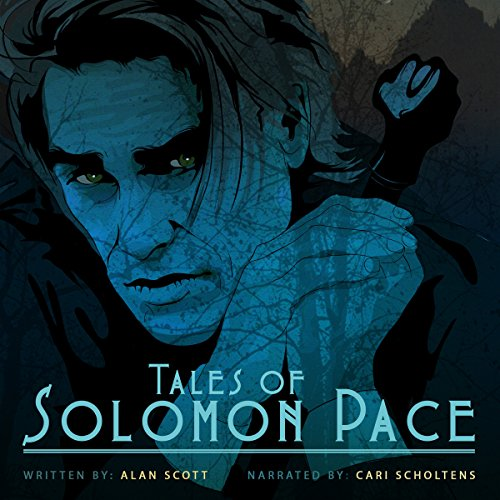 Tales of Solomon Pace audiobook cover art