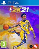 Nba 2K21 Edition Mamba Forever (PS4)