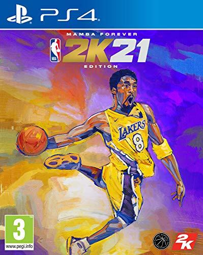 Nba 2K21 Edition Mamba Forever - PlayStation 4 [Edizione: Francia]