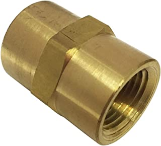 Brass Pipe Fitting Coupling Assortment Kits NPT Female Pipe 1/8