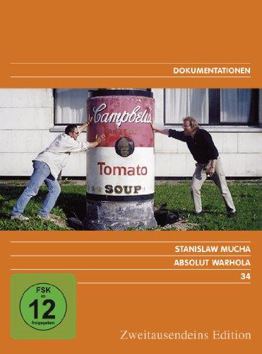 Absolut Warhola. Zweitausendeins Edition Dokumentation 34.