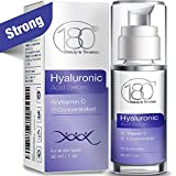 Hyaluronic Acid & Vitamin C Facial Serum By 180 Cosmetics - Concentrated &Pure