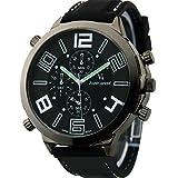 CursOnline - Elegante reloj pulsera de cuarzo, tamaño...