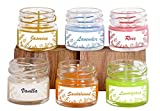 Best Scented Candles - Moii Bae Organic Aroma Fragrance Scented Wax Candles Review