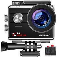 Campark X25 Native 4K WiFi Waterproof Sports Action Ultra HD Camera